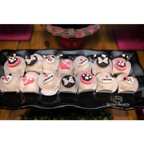 Docinho Glaceado Panda