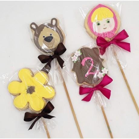 Biscoito Masha e o Urso