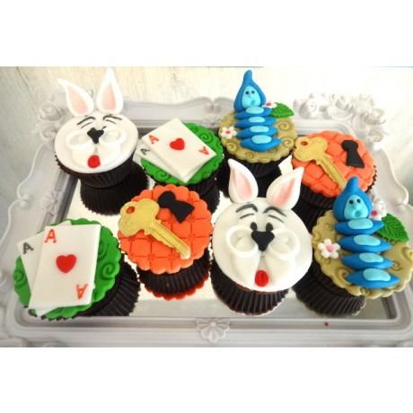 Mini Cupcake Alice