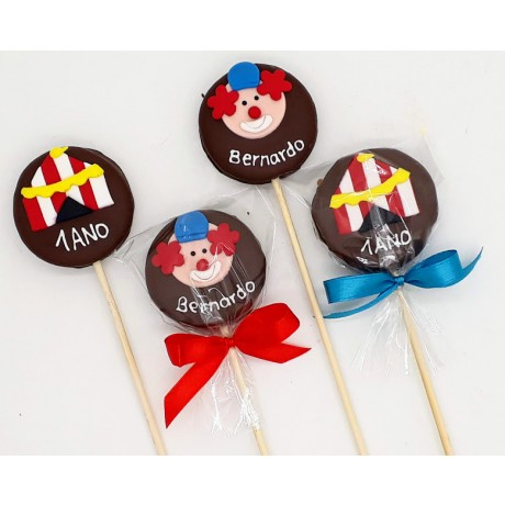 Mini Alfajor Circo