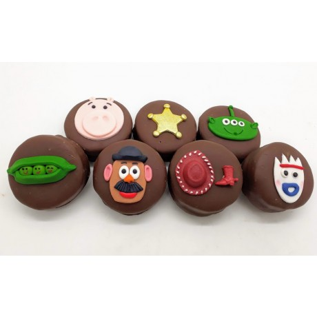 Mini Alfajor Toy Story