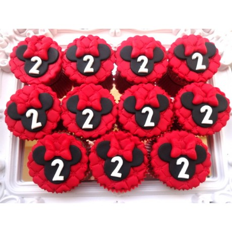 Mini Cupcake Minnie