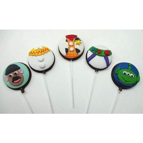 Pirulito Toy Story