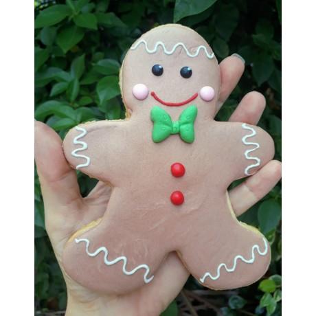 Biscoito Decorado Gingerbread