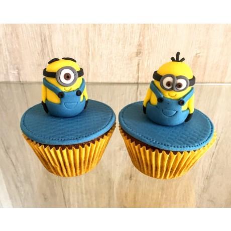 Cupcake 3D Minions